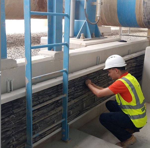 GRP Cable trays & cable ladders